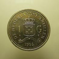 Netherland Antilles 1 Gulden 1993 - Antillen (Niederländische)