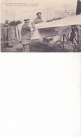 Circuit De L'Est - Nancy Jarville 9,10 Et 11 Août 1910 - M. DEUTSCH De La Meurthe Serre La Main à LEBLANC - Meetings