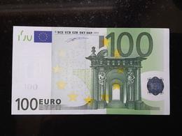 Bank Note 100 EURO 2002 W.DUISENBERG BELGIQUE Z T001B5 ÉTAT NEUF UNC - EURO