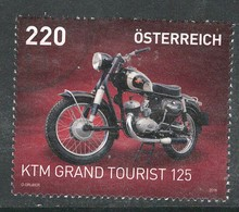 Oostenrijk 2018,  Mi 3387,  Hoge Waarde,  Gestempeld - 2011-... Used