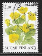 Finland Scott # 1126 Used Flowers, 2000 - Finland