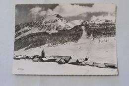 Montgeneve  1860 Circule Timbre 1953 - Autres Communes