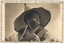 Collection Impériale A.E.F. Tchad- Exposition De La France D'Outre Mer Au Grand Palais à Paris Octobre 1945 - Other