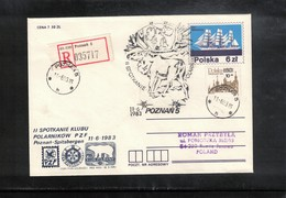 Poland / Polska 1983 Spitsbergen Interesting Cover - Polar Philately