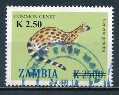 °°° ZAMBIA - COMMON GENET - 2013 °°° - Zambie (1965-...)