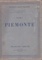 CTI - Piemonte.+2 - Histoire, Philosophie Et Géographie