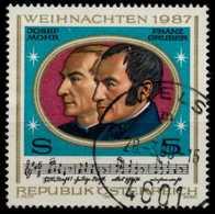 ÖSTERREICH 1987 Nr 1908 Zentrisch Gestempelt X7E36A2 - 1945-.... 2. Republik