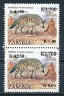 °°° ZAMBIA - AARDWOLF - 2018 °°° - Zambie (1965-...)