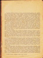 TOURING CLUB ITALIANO ANNUARIO GENERALE 1932/33 TCI ALMANACCO MOLTE PUBBLICITA'. - Histoire, Philosophie Et Géographie