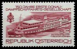 ÖSTERREICH 1979 Nr 1602 Postfrisch S00362A - 1971-80 Neufs