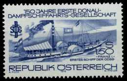 ÖSTERREICH 1979 Nr 1601 Postfrisch S00376E - 1971-80 Neufs