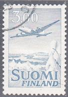 FINLAND     SCOTT NO  C9   USED     YEAR  1963 - Usados