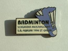 PIN'S BADMINTON - Badminton