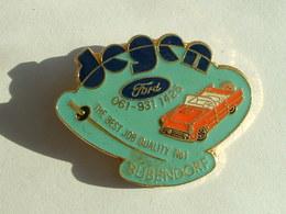 Pin's FORD - DEGEN BUBENDORF - Ford