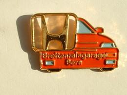 PIN'S HONDA - BREITENRAINGARAGE BERN - SUISSE - Honda