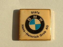 PIN'S BMW - STÄFA HANS HEINRICH GROB AG - BMW
