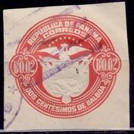 Panama, Dos Centesimos De Balboa, Wrapper - Panama