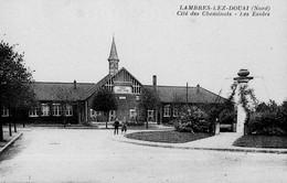 CPA - 59 - LAMBRES-LEZ-DOUAI - Cité Des Cheminots - Les Ecoles - France