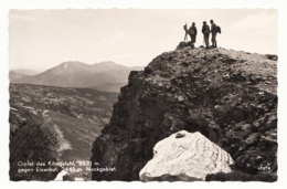 Gipfel Des Königstuhl - Gegen Eisenhut - Gurktaler Alpen - Austria