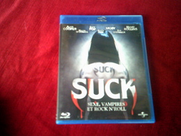 SUCK  SEXE VAMPIRES ET ROCK N' ROLL  °°°  DVD Blu Ray - Horreur