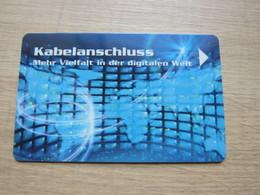 Kabel Dautschland Chip Card - Deutschland