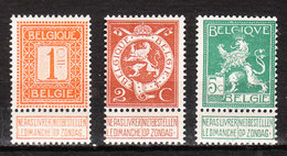 108/10**  Pellens - Bonnes Valeurs - MNH** - LOOK!!!! - 1912 Pellens