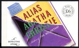 Großbritannien MiNr. MH 95 Postfrisch MNH Agatha Christie (O5233 - 1952-.... (Elisabeth II.)