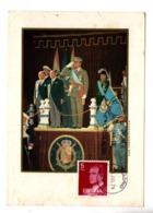 CARTE MAXIMUM . ESPAGNE . JUAN CARLOS 1er . 15 JUILLET 1976 - Réf. N°10311 - - Cartes Maximum