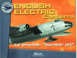 ENGLISH ELECTRIC CANBERRA - Flugzeuge