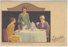 Eduscho Schafft Zu Jeder Zeit .. 1930 Aus Mülheim - Werbepostkarten