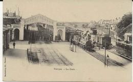 18- 40770  -  VIERZON     -   La Gare - Vierzon