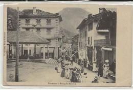 73- 40777+   -  BOURG - SAINT - MAURICE   -  LA PROCESSION - Bourg Saint Maurice