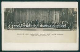 Padova  Teatro Verdi Concerto Scuola Cuccoli FP P281 - Padova