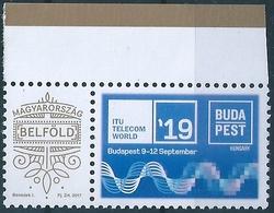 B8497 Hungary Organization Science Telecom Personalized Stamp MNH - Vereine & Verbände