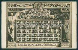 Padova  Laureandi In Medicina E Chirurgia 1925 FP P286 - Padova (Padua)