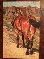 Cpa 1908, Série Oilette - CHEVAL - Tableau-Peinture De Julius Paul Junghanns (DEUTSCHER MEISTER-SERIE VI) éd Tuck - Peintures & Tableaux