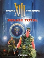 XIII   Rouge Total  EO - XIII