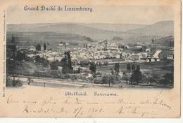 LUXEMBOURG - ETTELBRUCK  Panorama - Ettelbruck