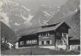 Cartolina Macugnaga (NO) 1959 - Italy