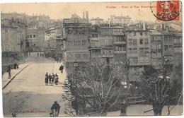 VERDUN : PONT ET RUE BEAUREPAIRE - Verdun