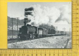 CPM  THEME, TRANSPORTS : Locomotive Vapeur 140 C 22 1975  Is-sur-Tille Chatillon-sur-Seine - Trains