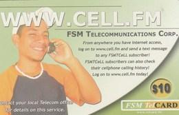 Micronesia - Www.cell.fm - Micronésie