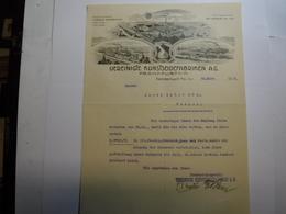 KELSTERBACH  A/M -- GERMANIA  ---    VEREINIGTE KUNSTSIDEFABRIKEN A.G. - Allemagne