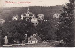 260255Schierke, Kuranstalt Waldpark - Schierke