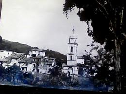 BORGHETTO VARA SCORCIO CON CHIESA  VECCHIO CAMPANILE 1965 VB1988 HP8189 - La Spezia