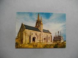 SAINT JEAN TROLIMON  -  29  -  Le Calvaire Et La Chapelle De Tronoën  -  Finistère - Saint-Jean-Trolimon