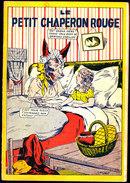Le Petit Chaperon Rouge - ( BD ) - Les Éditions Modernes - Livres, BD, Revues