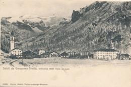 2b.965.  Valle D'Aosta - Saluti Da GRESSONEY LA TRINITÉ - Otras Ciudades
