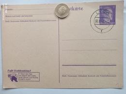"Lyck, Ostpr., Postkarte ""Faßt Kohlenklau"", 1943 - Ostpreussen"