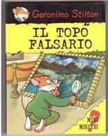 GERONIMO STILTON IL TOPO FALSARIO - Bambini E Ragazzi